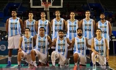 Buen partido de Marcos Delía en la victoria de Argentina ante Uruguay