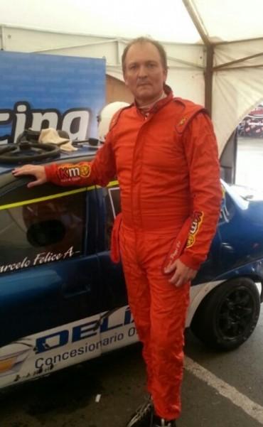 Marcelo Felice finalizó 11° en la primera serie del Turismo Pista C3