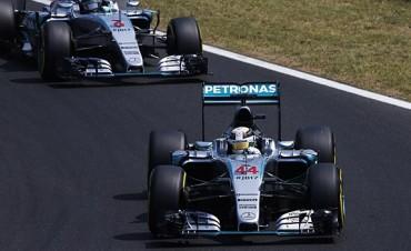 Hamilton hizo la pole en Hungría
