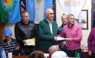 José Bustingorri  (h) ganó el Torneo Aniversario