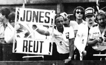 Hoy: Cuando Reutemann desobedeció la orden desde boxes