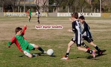 Se juegan las Semifinales del Torneo de Divisiones Inferiores