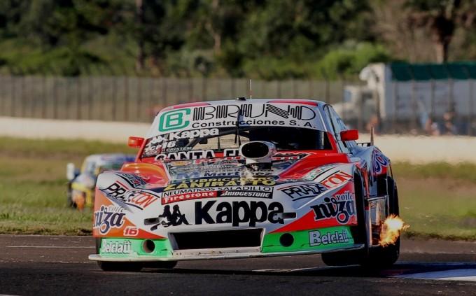 Juan Martín Bruno ocupa el segundo lugar en el campeonato