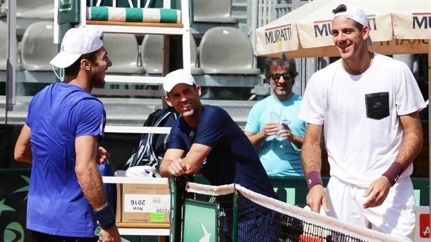 Copa Davis 2016: el sorteo determinó que Federico Delbonis-Andreas Seppi abrirán la serie entre Argentina e Italia
