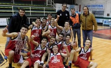 Club Ciudad de Saladillo se consagró campeón en sub17