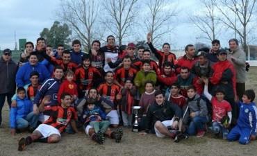 """Deportivo Alvear campeón del torneo interciudades """"Copa Alexis Demartini"""""""