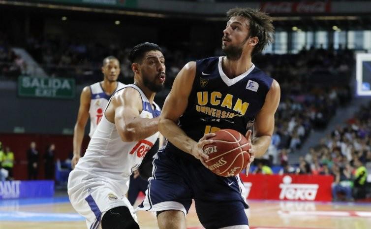 Murcia renovó con Marcos Delía hasta la temporada 2018/19