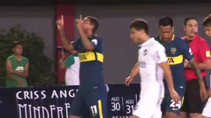 Por penales, Boca le gano al Nacional