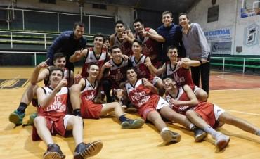 Ciudad de Saladillo campeón del Torneo Apertura en sub19