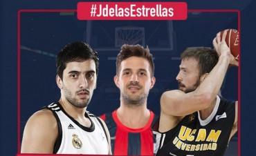 Se realiza este domingo el Juego de las Estrellas con la presencia de Marcos Delía y figuras de la Selección