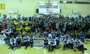 Sub13 y sub15 de Ciudad de Saladillo juegan en Olavarría
