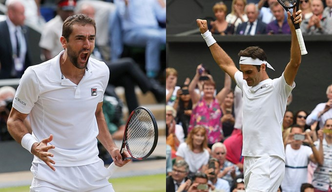 La leyenda Federer y el