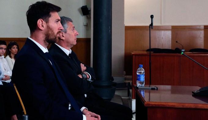 Messi ya sabe cuánto deberá pagar para no ir a prisión