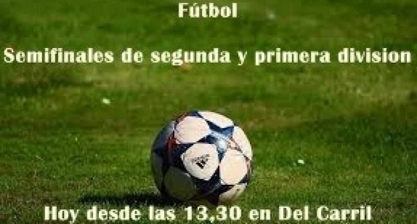 Semifinales del futbol saladillense: domingo en Del Carril y lunes en Apeadero