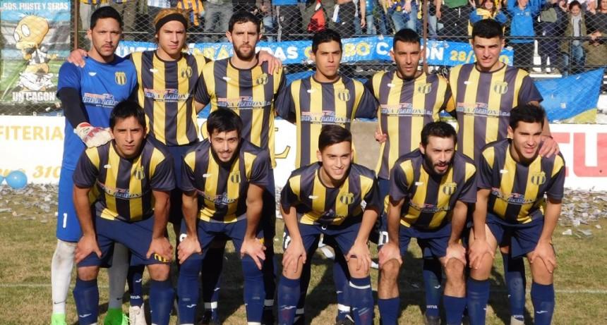 Defensores de Del Carril  y Unión Apeadero a la final de Primera División