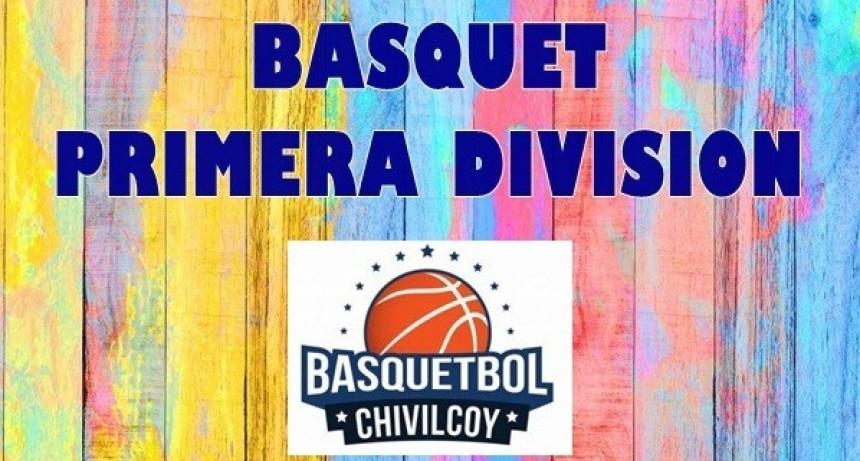 Resumen Torneo de Primera División de Básquet