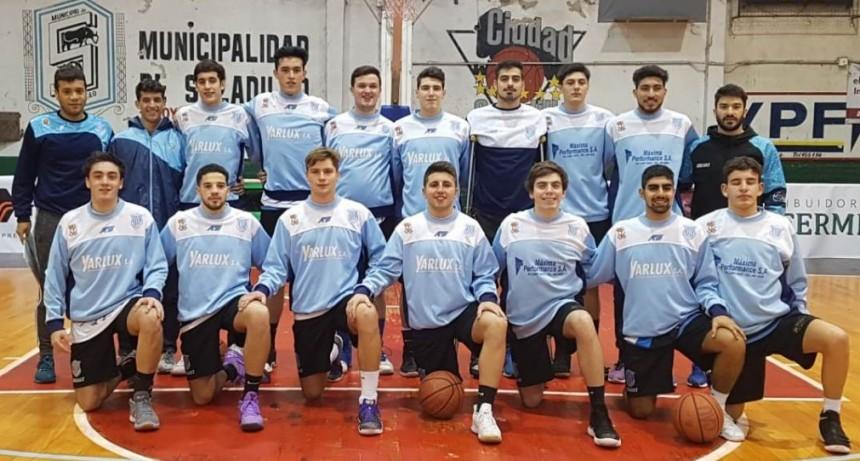Unión de Mar del Plata se quedó con el triangular de la Liga Juvenil