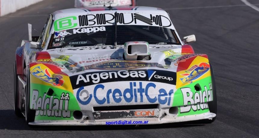 Una falla electrica en el motor obligó el abandono de Bruno