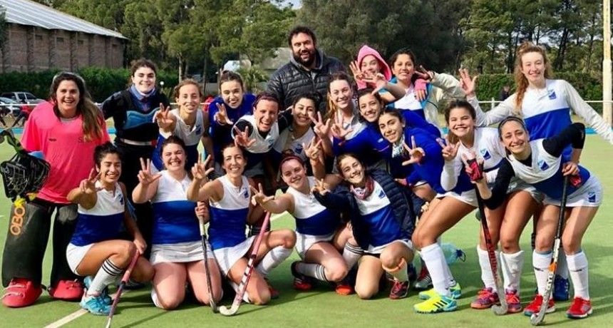 Tercer lugar para Saladillo Hockey en Bahía Blanca