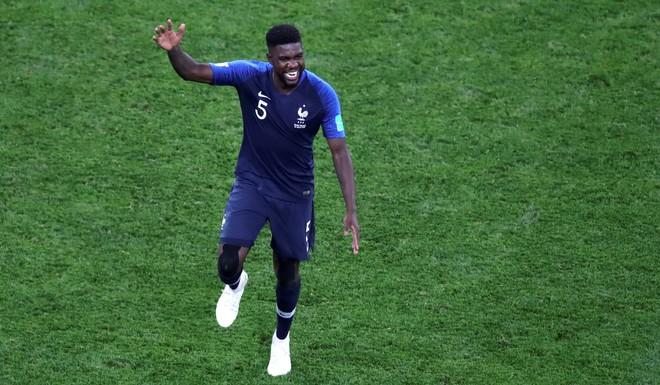 El compañero de Messi metió a Francia en la final del Mundial