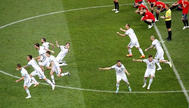 España eliminada del Mundial. La definición, paso a paso