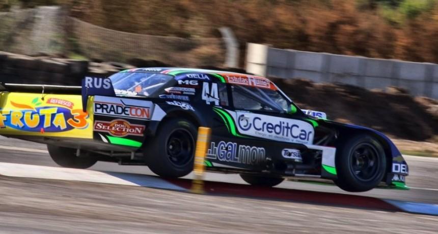 Juan M. Bruno corre en Posadas donde ganó la serie el año pasado