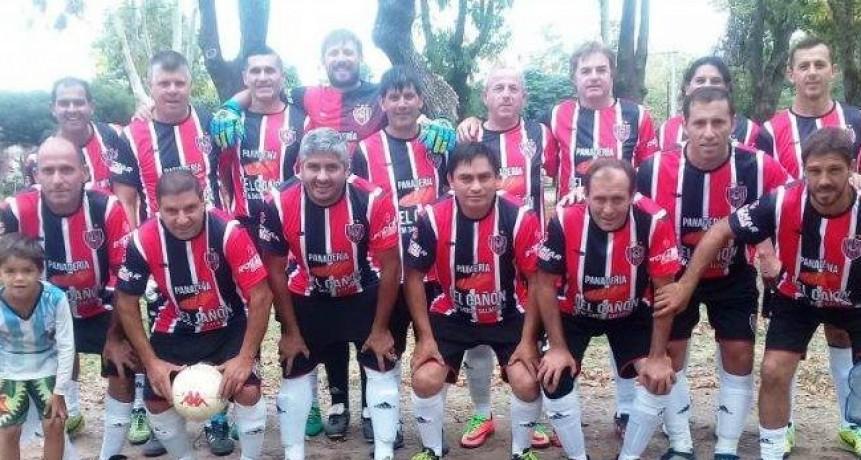 "Se juega la fecha del Torneo de Veteranos ""Oscar Lagarto Funes"""
