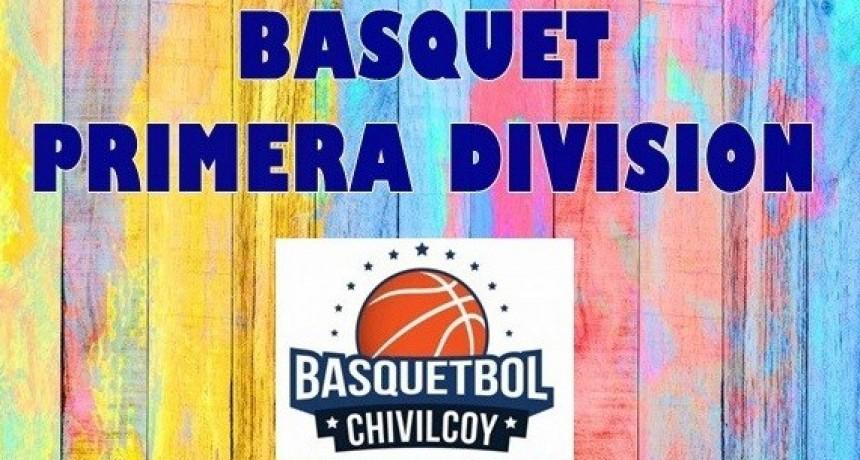 Continúan los Play Off del Torneo de Primera División de Básquet