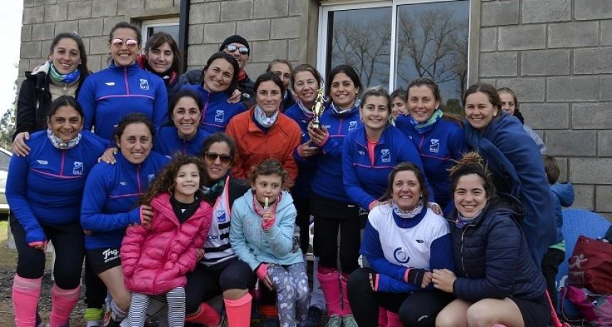 Las Mamis del Saladillo Hockey campeonas del torneo regional