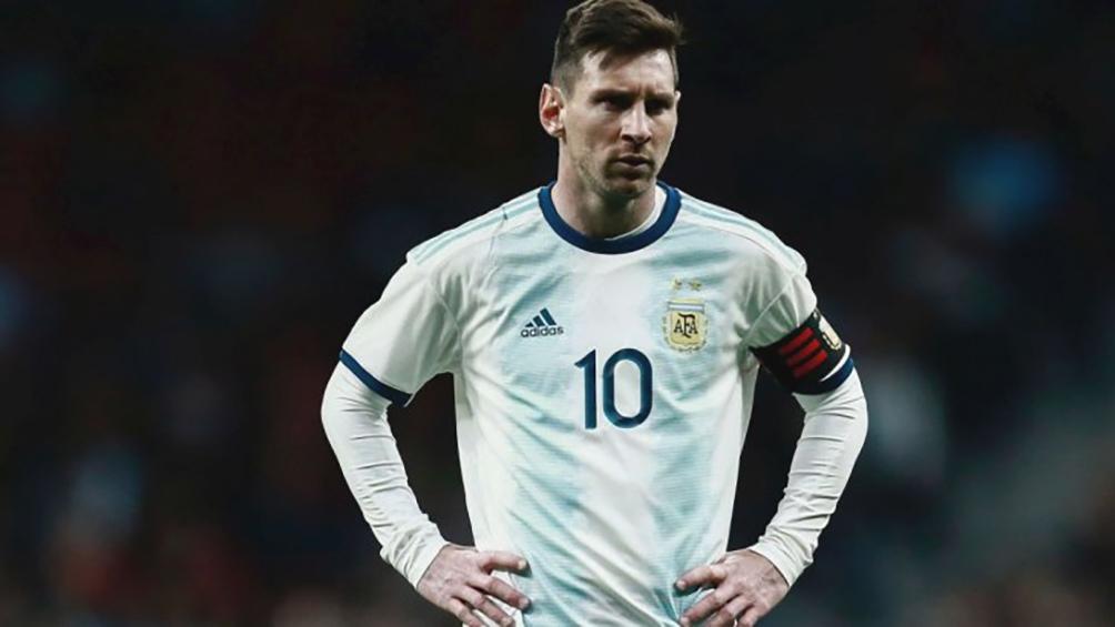 Argentina busca el tercer puesto ante Chile