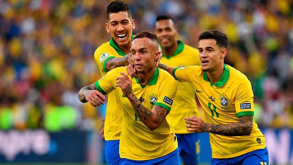 Brasil le ganó a Perú una final electrizante