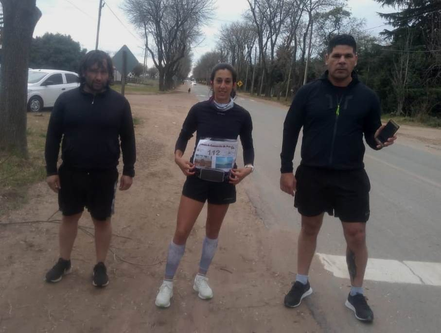 """Se realizó carrera """"Virtual"""" internacional con presencia de saladillenses"""