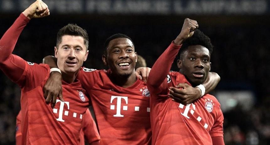 Bayern Munich venció al Leverkusen y se coronó en la Copa de Alemania
