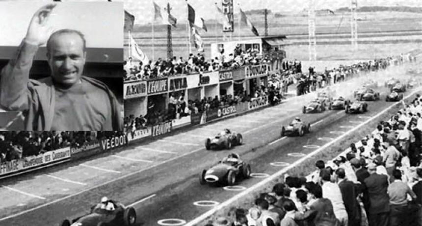 En 1958 Juan Manuel Fangio anunciaba su retiro