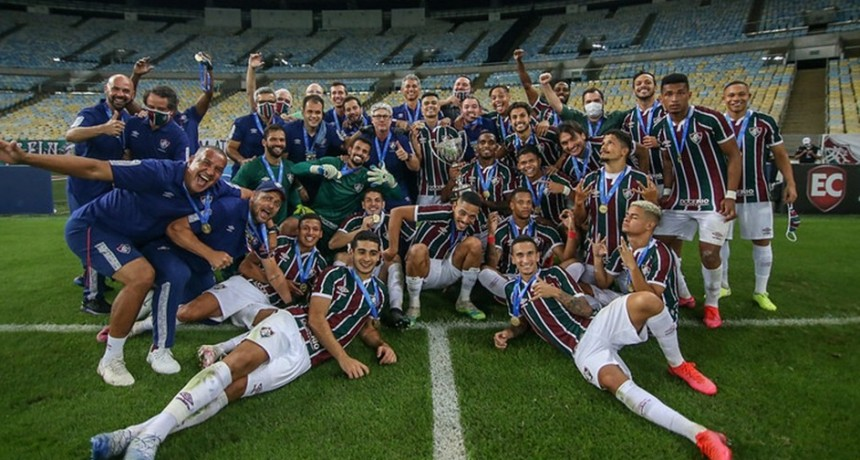 Fluminense se consagró campeón de la Copa Río al vencer a Flamengo por penales