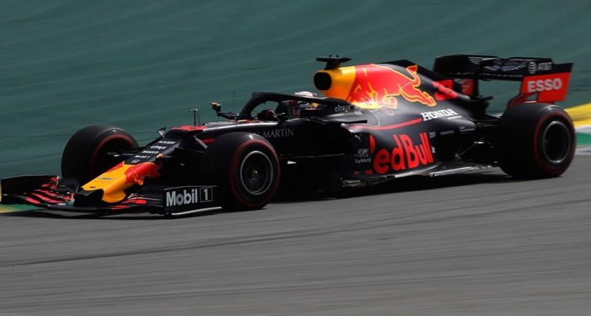 Hamilton fue el más rápido en Austria