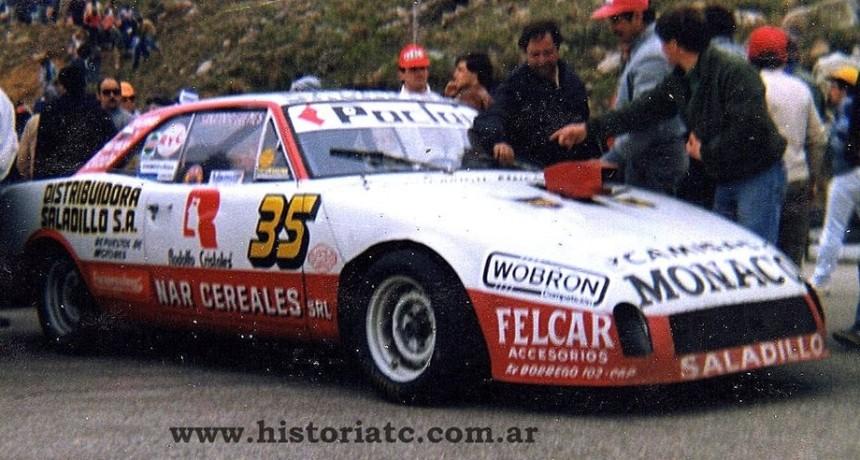 Así era andar con un TC en Bahía Blanca conducido por Carlos Giustozzi