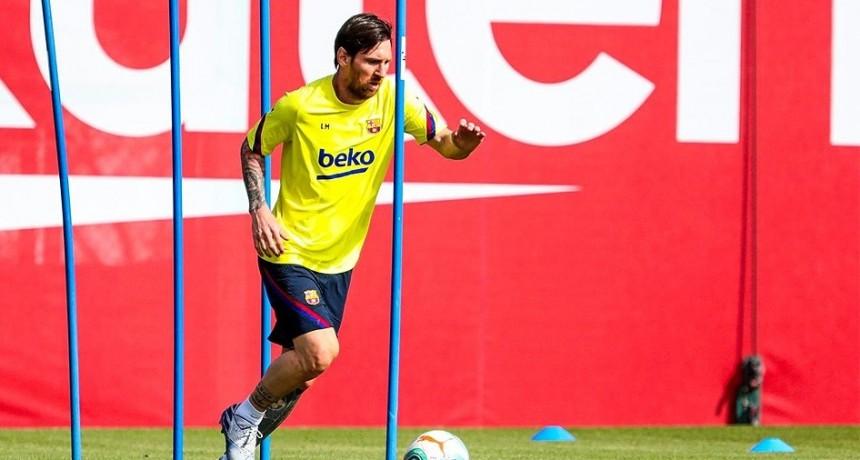 La sentencia de Messi a Setién puso al Barcelona ante una situación muy compleja
