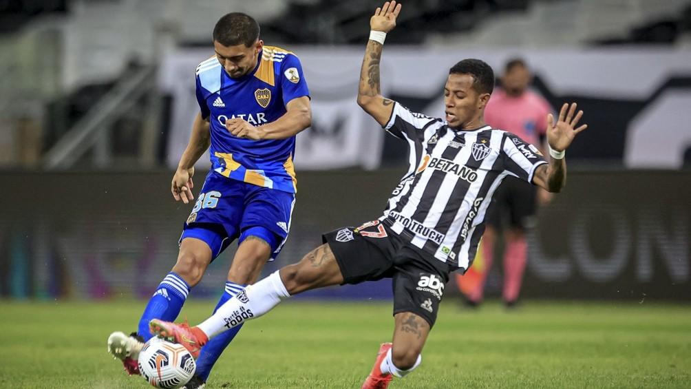 Boca, eliminado ante Mineiro con el VAR como principal protagonista
