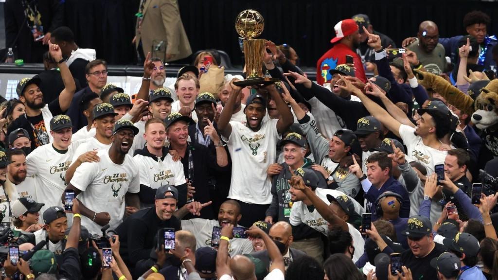 Basquet: ¡Milwaukee Bucks campeón de la NBA después de 50 años!