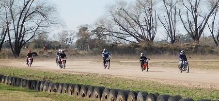 Club de Motos Antiguas de Saladillo con extensa actividad