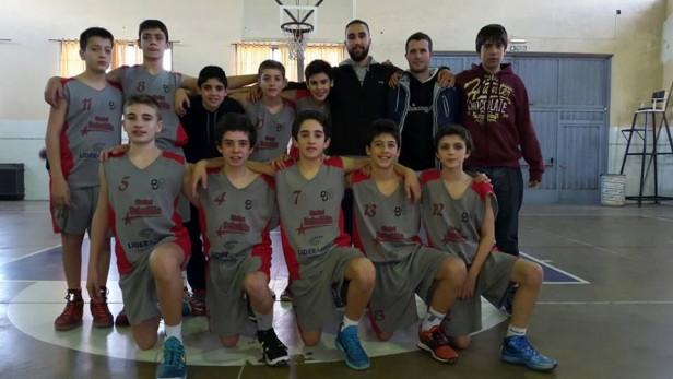 Categorias sub13 de Ciudad fue campeona en Olavarria. Sub15 subcampeon del torneo Invierno