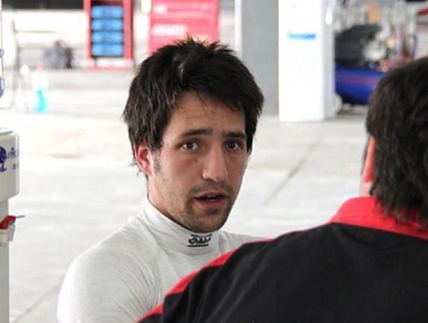 Juan Scoltore cumplió con el test en La Plata