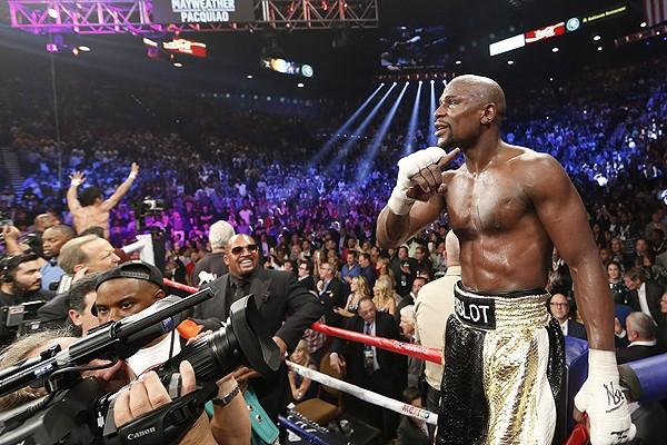 Floyd Mayweather peleará el 12 de septiembre con Andre Berto en Las Vegas
