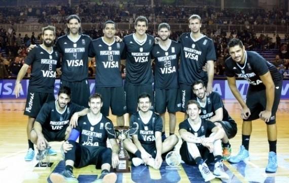 Excelente victoria de Argentina ante Brasil para cerrar el 4 Naciones