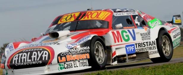 Juan Martín Bruno finalizo 13 en la primera clasificación