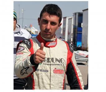 """""""Volvimos a demostrar que tenemos un auto muy bueno y vamos a dar pelea hasta el final"""", comentó Juan Martín Bruno, a pesar del abandono"""