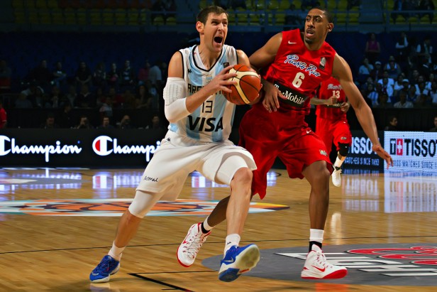Argentina ganó en su debut en el Preolímpico de básquet