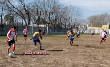 Se jugaron las semifinales de la Divisiones Inferiores
