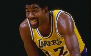 Cumplió años Magic Johnson, uno de los grandes basquetbolistas de la historia
